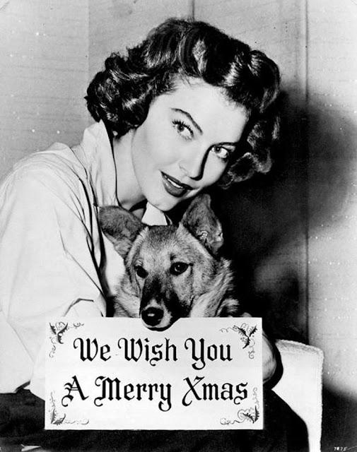 Ava Gardner Christmas