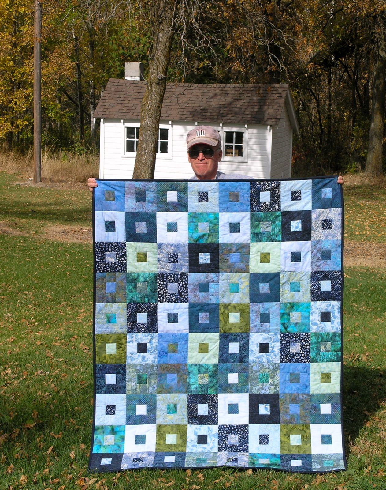 Becky S Place Batik Jelly Roll Quilt