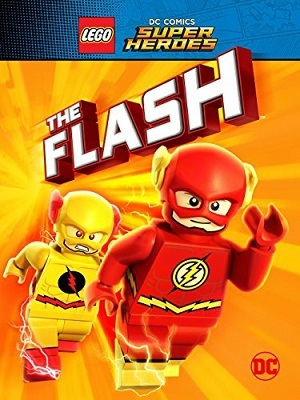 LEGO Super-Heróis DC - O Flash Filmes Torrent Download capa