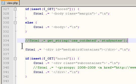 Html love sucks comment codes
