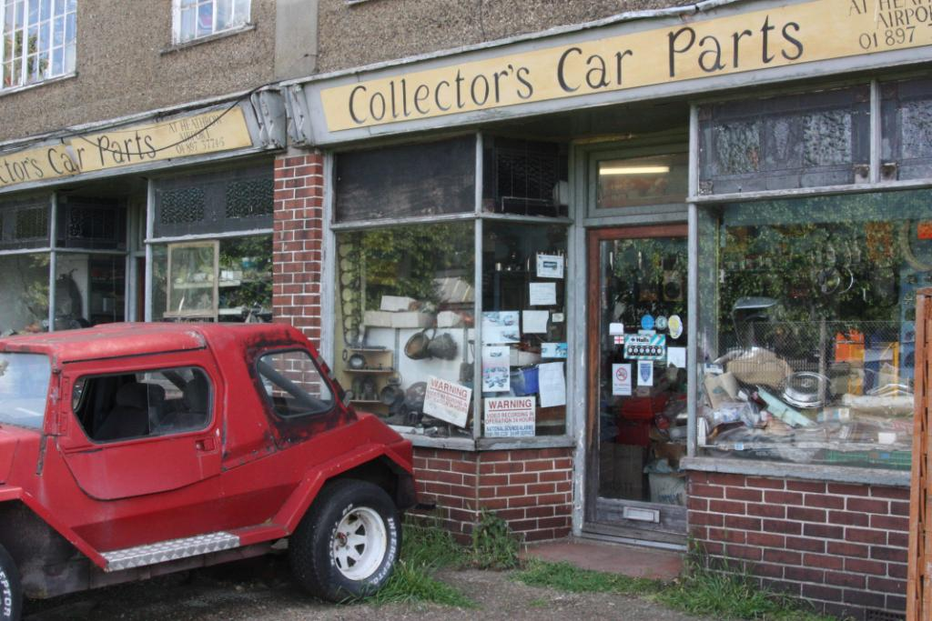 sucksqueezebangblow: Collector\'s Car Parts