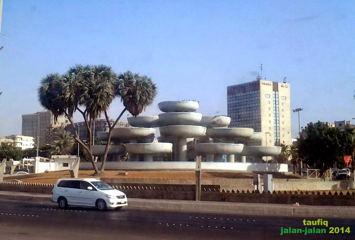 Suasana Jeddah