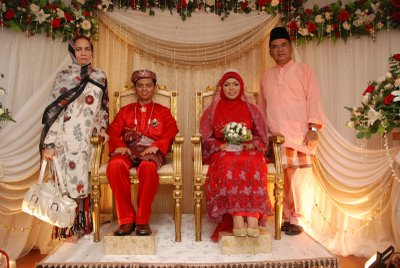 Adat Resam Perkahwinan Kaum Di Malaysia