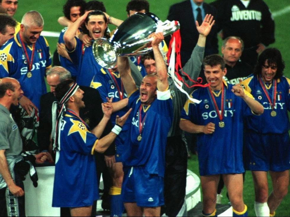 juventus champions league finale