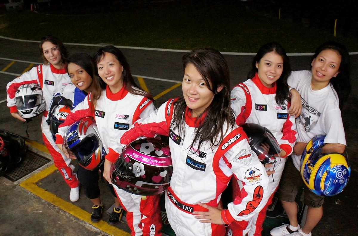 Pembalap - Pembalap Wanita Cantik Indonesia