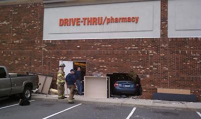 Drive through Pharmacy