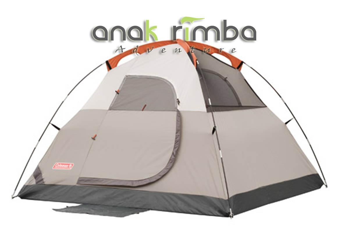 Special Tent Tenda Dome Kapasitas 6 Orang The Specs Behind Coleman Sundome