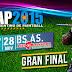 El torneo Argentino tiene Nueva fecha para la gran final!