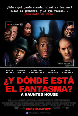 Ver Película ¿Y Dónde Está el Fantasma? Online (2013)