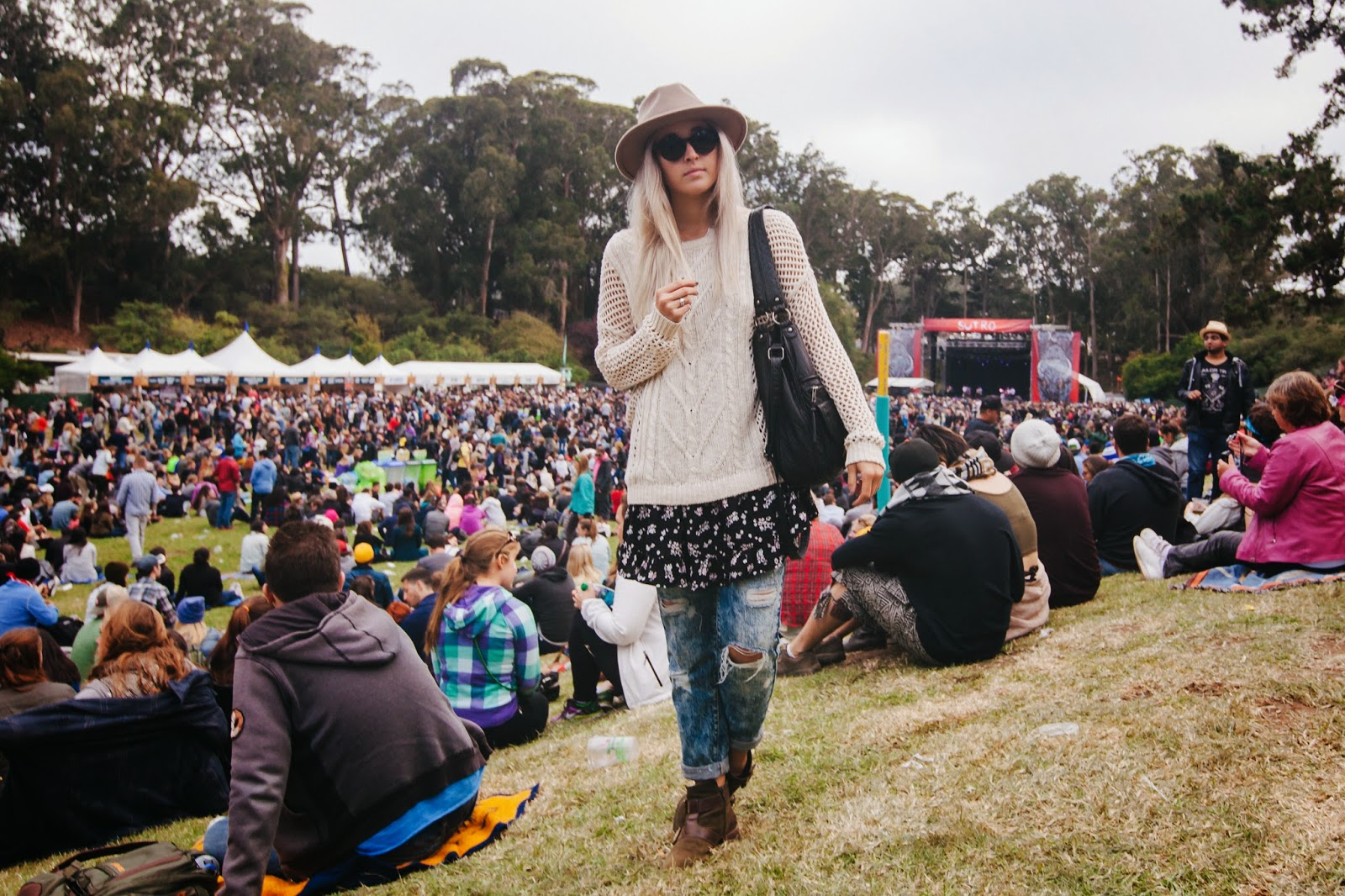Outside Lands 2014 Festival Style