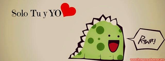 Rawr - Portada para Facebook Dinosaurio