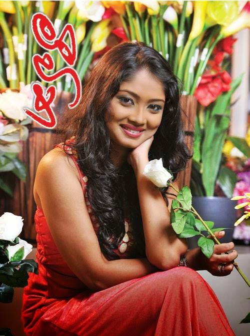 VOLGA Meevitha Paper Cover Shoot