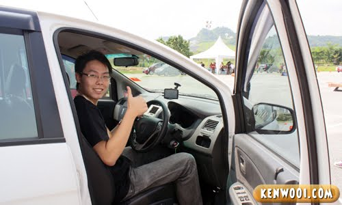 proton exora driver