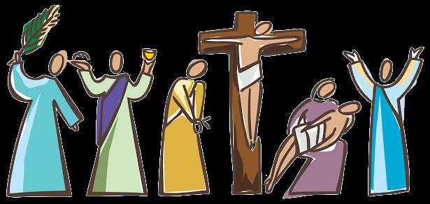 Recursos catequéticos para Semana Santa
