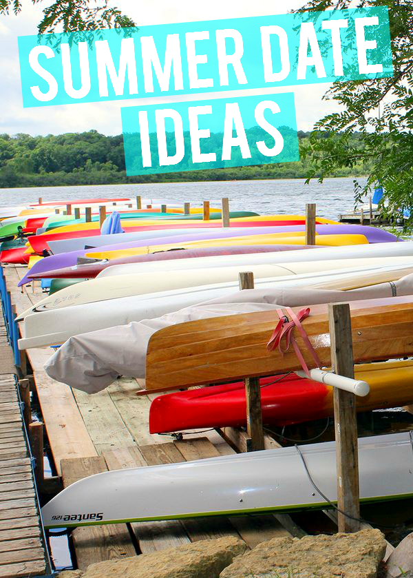 10 Affordable + Fun Summer Date Ideas