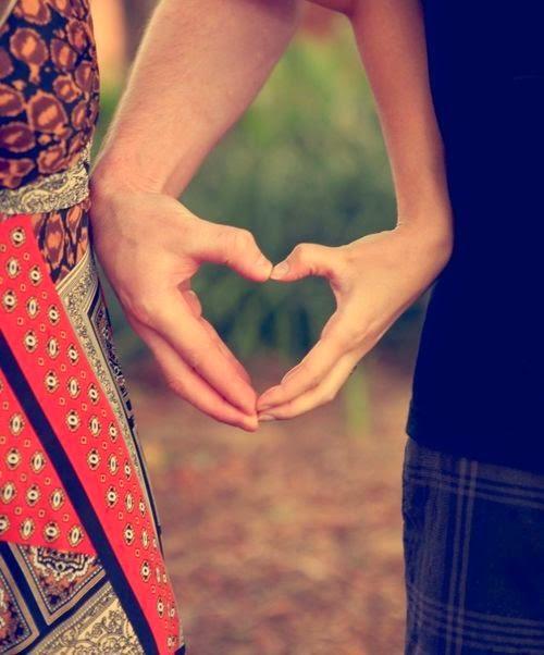 mensagem de amor Nós amamos com um amor que era mais do que o amor
