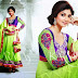 Shilpa Shetty Bollywood-Indian Model-Actress Wear Ankle Length Ethnic Fancy Anarkali Frocks 2014 Fashion Outfits Suits