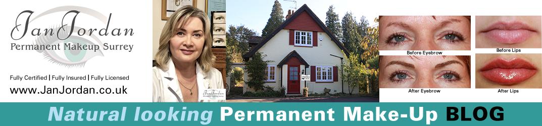 Jan Jordan - Permanent Makeup & Micropigmentation in Surrey