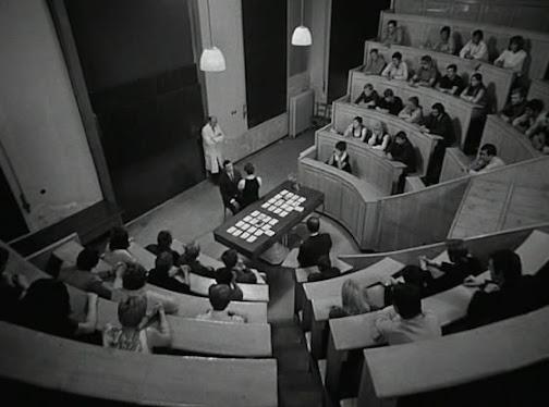 Case for a Rookie Hangman • Případ pro začínajícího kata (1969)