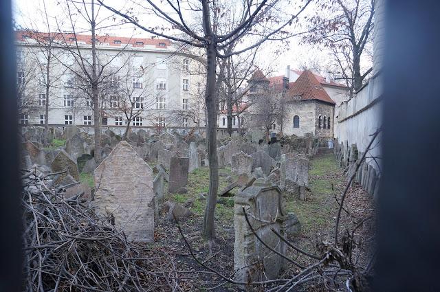 MyTravelnotes.Ru - Еврейское Кладбище в Праге