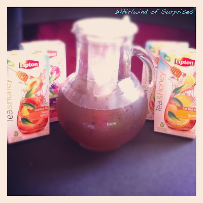 Lipton drinks review
