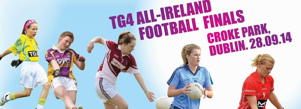 Ladies Gaelic Finals image