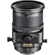 NIkon PC-E Micro 45mm f/2.8D ED N