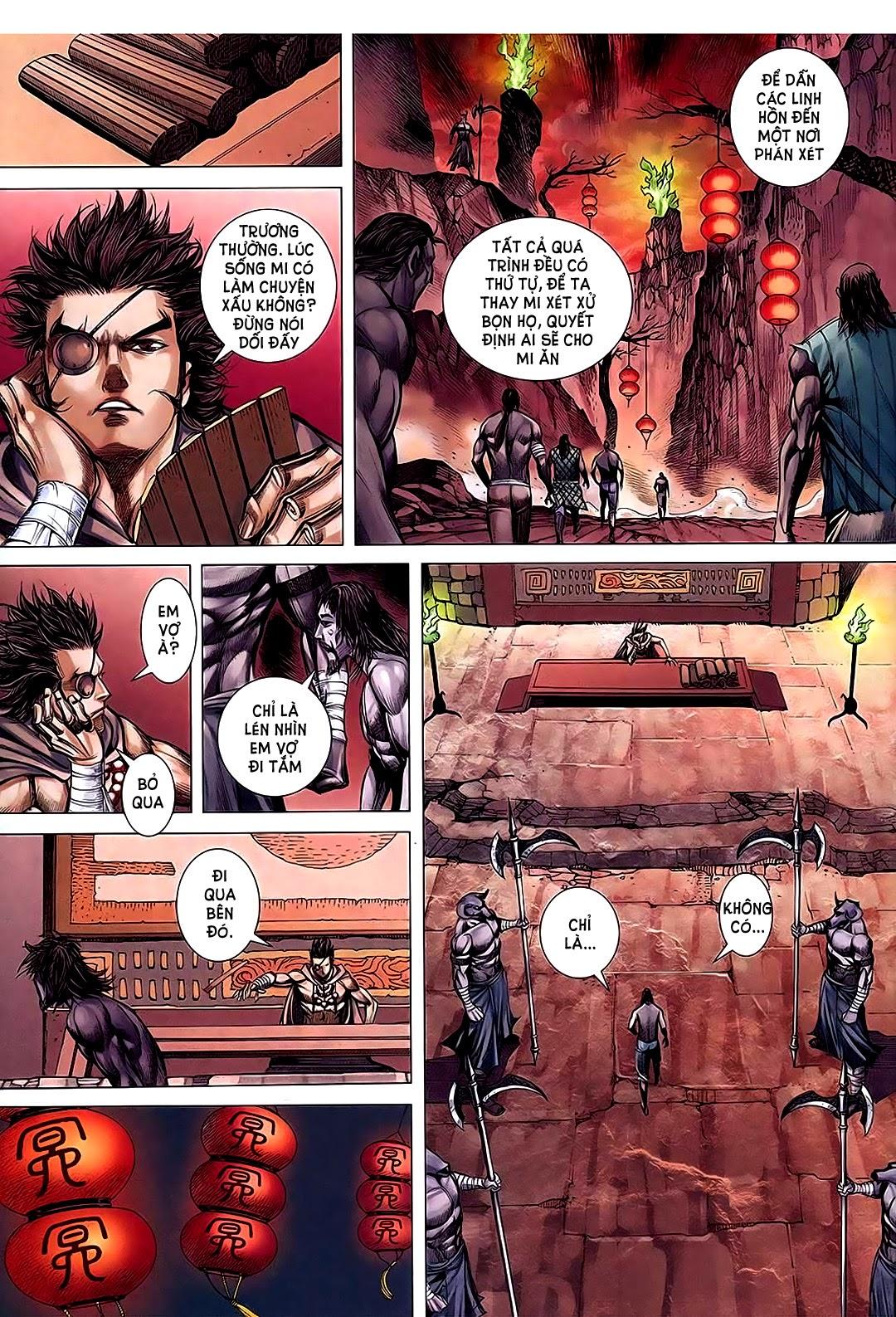 Phong Thần Ký chap 182 – End Trang 29 - Mangak.info