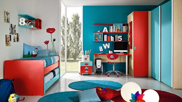 Colores para dormitorios infantiles dormitorios colores for Colores para cuartos infantiles
