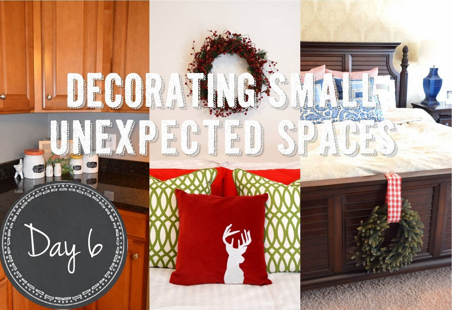 Jessica Stout Design}: {Holiday Decorating} Day 6: Small ...