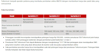 BlackBerry Z10 preorder Telkomsel