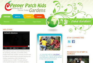 Non-Profit Highlights: Pepper Patch Kids Garden