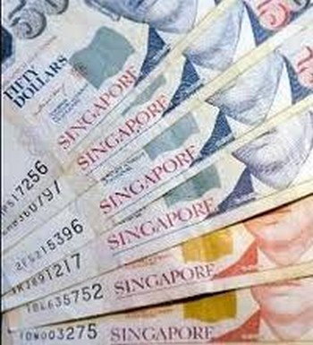 Picture Singapore Money on First Series Of Singapore Currency Jpg