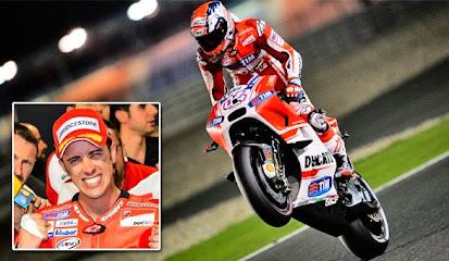 Hasil Kualifikasi MotoGP Qatar 2015 Andrea Dovizioso