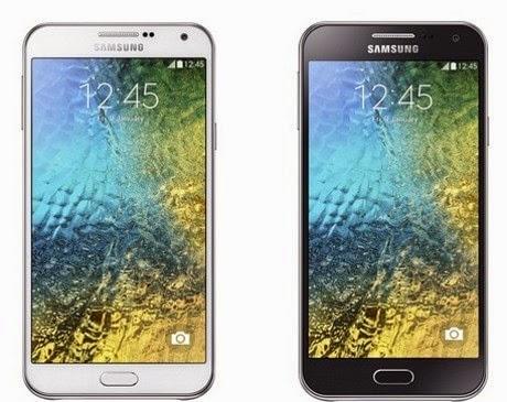 Harga Samsung Galaxy E5 dan Galaxy E7 Terbaru Update