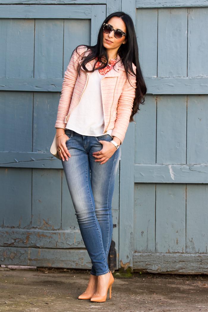 Blogger de moda valenciana look estiloso tendencias temporada
