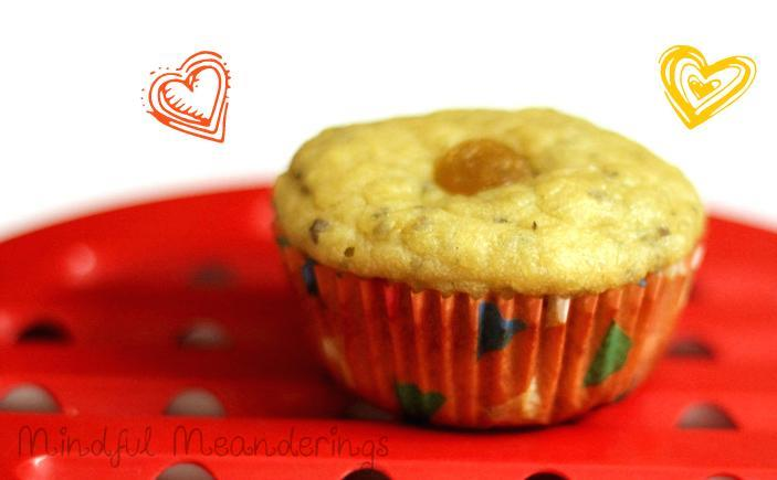 apple raisin muffin 1
