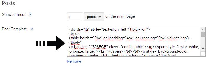 add code