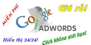 Quảng cáo google adword giá rẻ