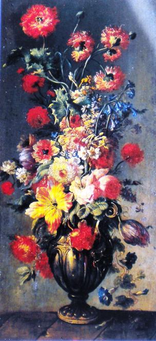 Achille della ragione alcune nature morte del settecento for Quadri fiori famosi