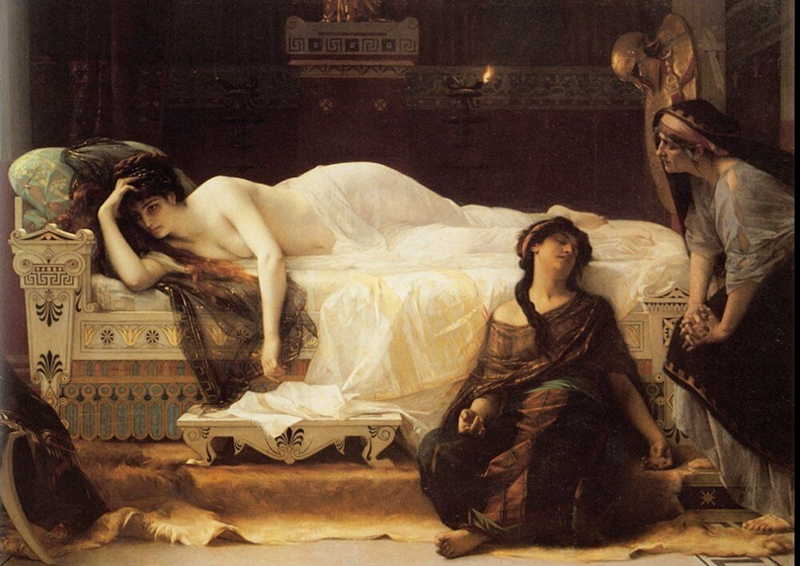 Alexandre Cabanel 1823-1889 | French Academic painter