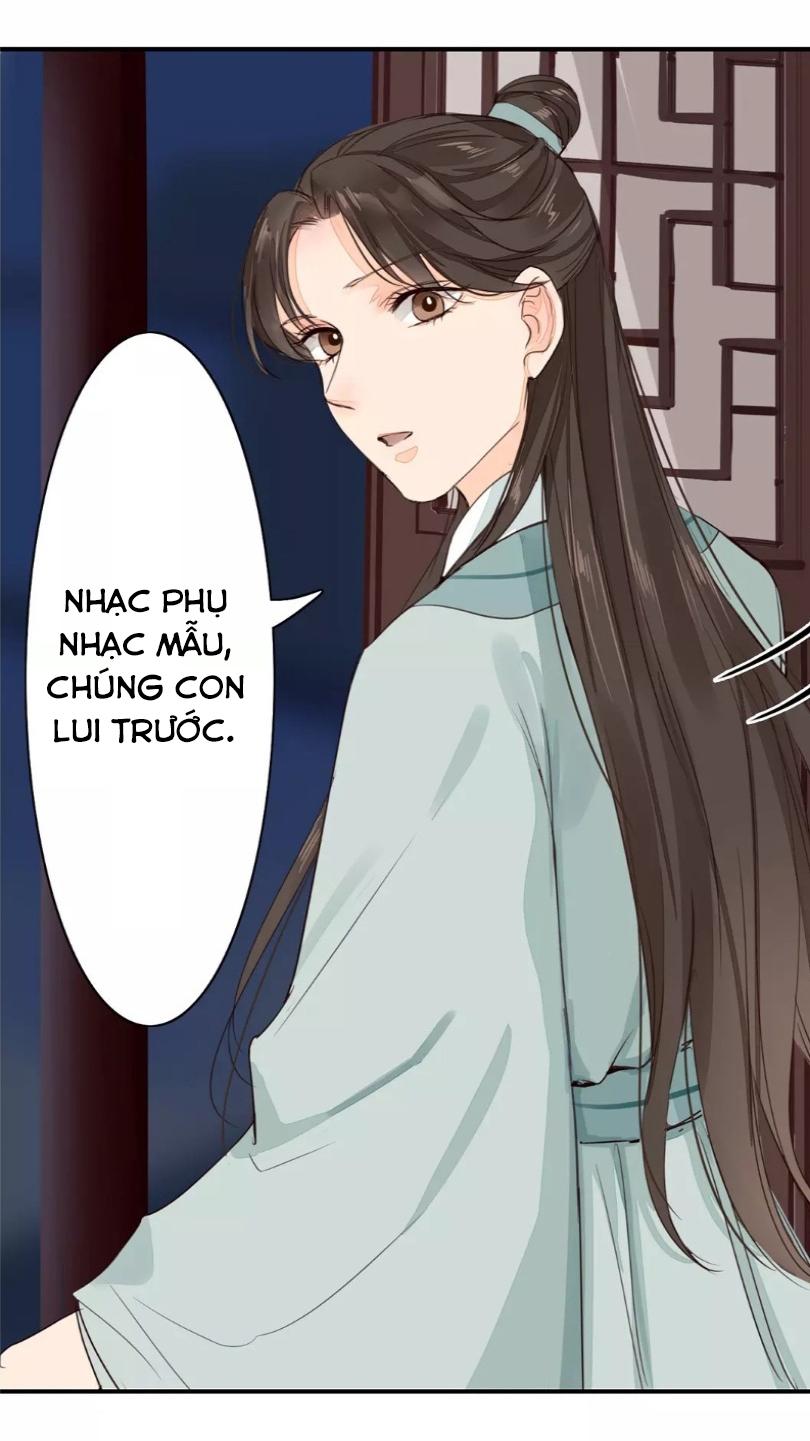 Chỉ Phu Vi Thê - Chap 34