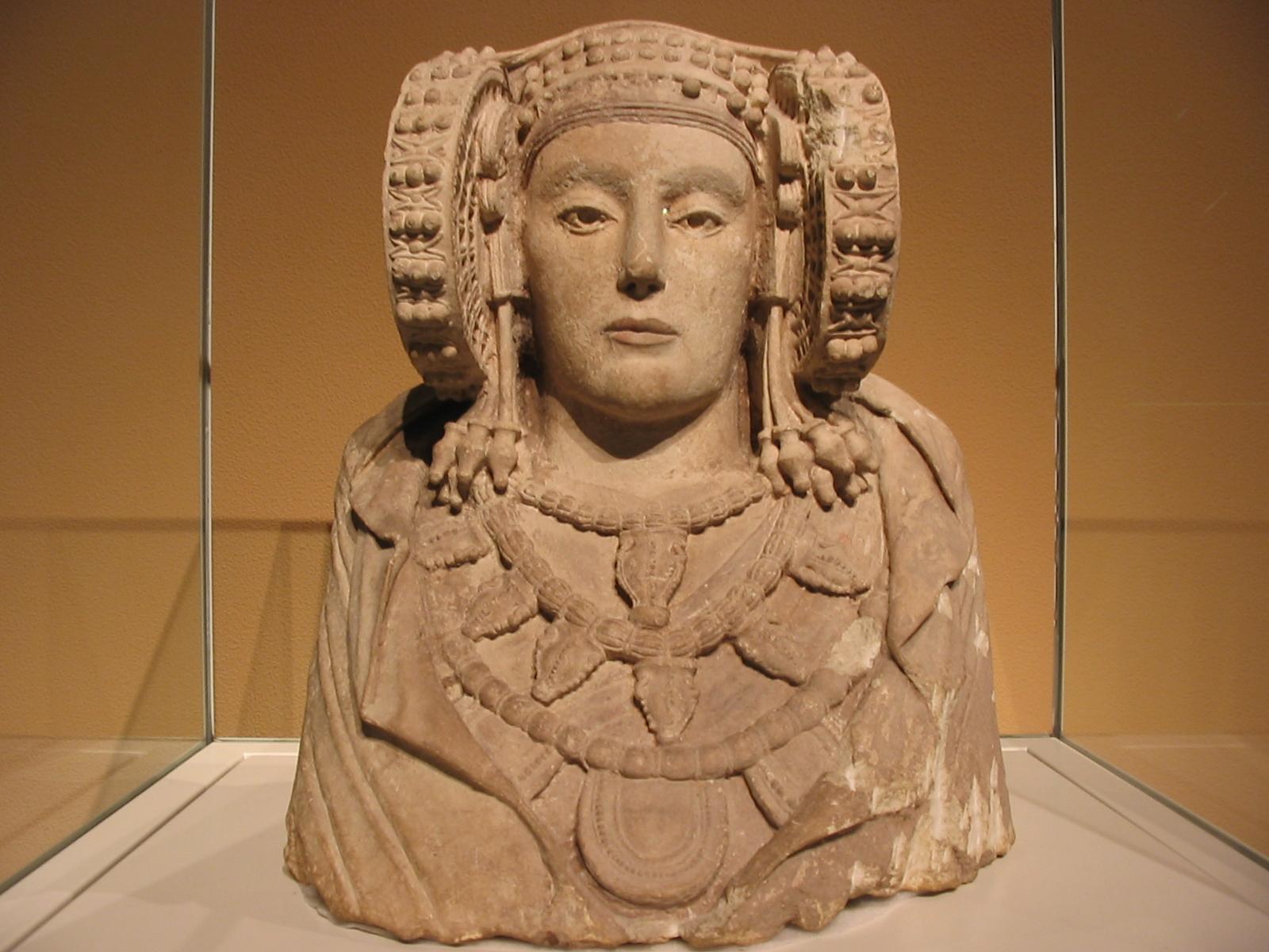 escultura ibera:
