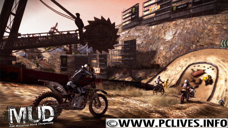 download free pc game MUD FIM Motocross World Championship full version