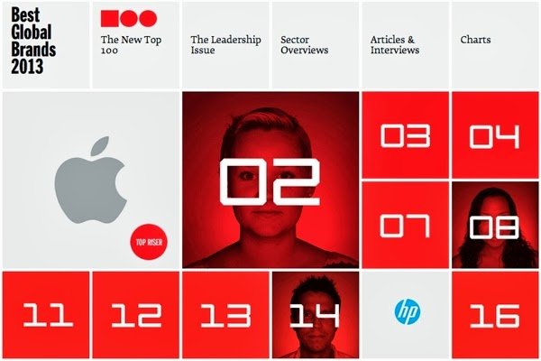 Apple es la marca más valorada del mundo