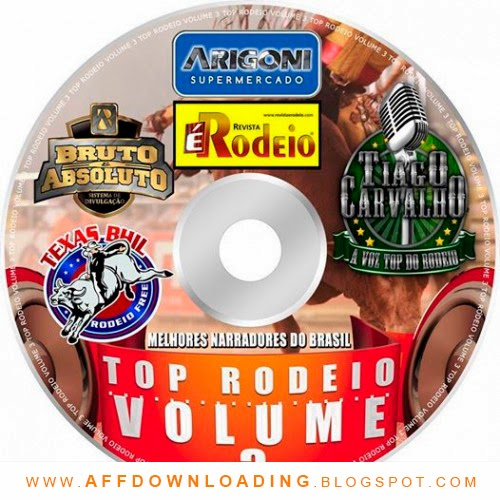 CD Top Rodeio – Vol. 3 (Lado A)