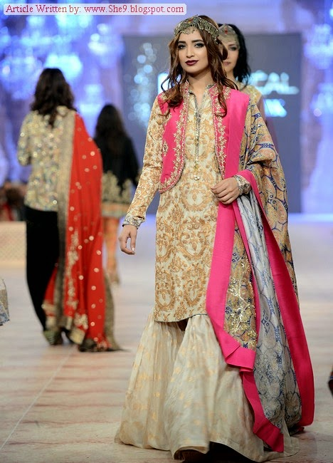 Bridal Collection in PFDC Bridal Week 2014 Day 2