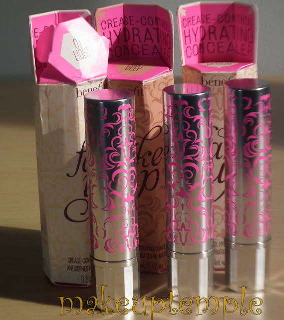 Benefit Fake-Up Hydrating Concealer Reviews