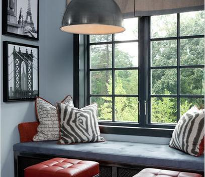 Fotos y dise os de ventanas fotos ventanas for Ventanales grandes de segunda mano