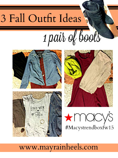 macystrendbox15, macys fashion, fall fashion ideas, inc black booties, black tassel booties, fall outfit ideas, fall 2015 outift ideas, what to wear fall 2015, mom fashion fall, mom fall outfit ideas